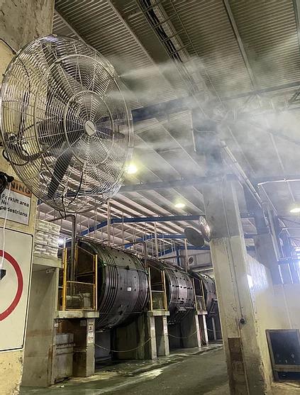 industrial misting