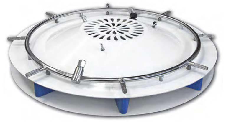 JET360 - Portable High Pressure Misting Fan